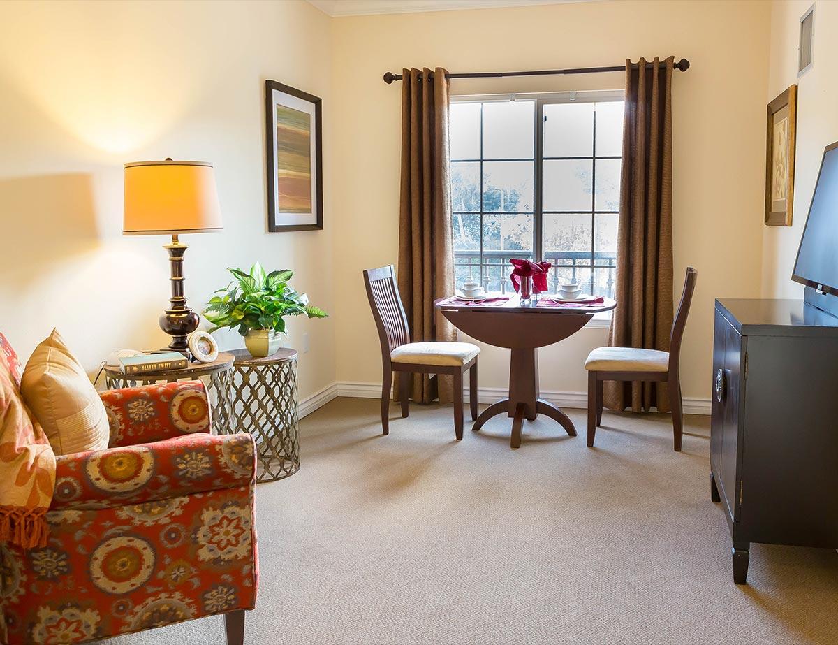 Bayshire Carlsbad Living Room